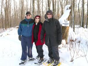 Snowshoe Trails Spirit Mountain, Duluth, MN