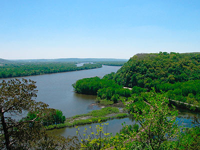 Mississippi Great River Road Scenic Byway Scenic Pathways