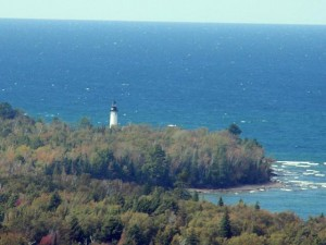 Au Sable Lighthouse, Pictured Rocks National Park