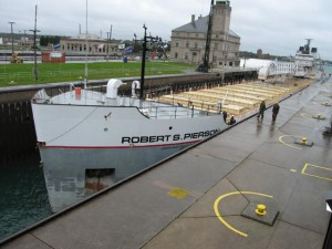Robert S. Pierson Soo Locks