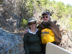 gulpha gorge campground hiking trails