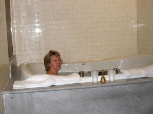 Private Spa Quapaw Bath House
