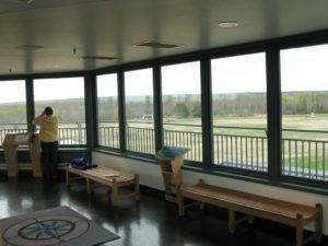 Observation Tower Northern Great Lakes Visitor Center