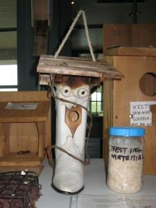 Exhibits at Chequamegon Birding Festival