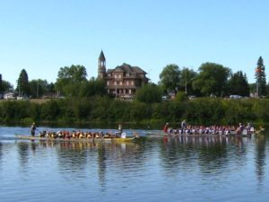 Lake Superior Dragon Boat Race