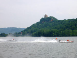 125 cc Hydroplane Race US Title Series Winona Steamboat Days