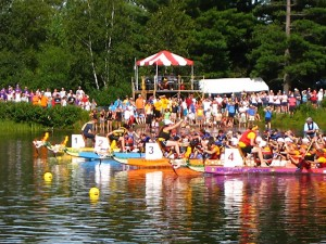 Lake Superior DragonBoat Race
