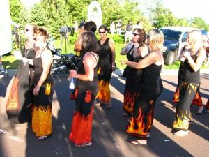 Women on Fire Dragonboat Team