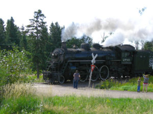Steam Locomotive #2719
