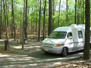 DeGray Lake Resort Campground