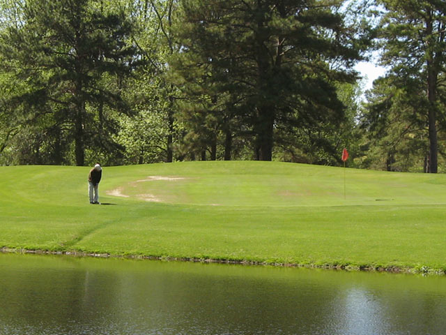 Degray Lake Golf Course