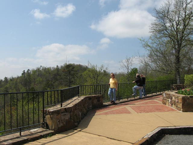 Hot Springs National Park Camping Hiking Scenic Pathways