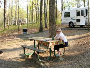 Merriweather Lewis Campground