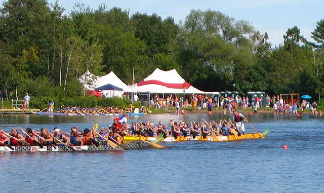 Superior Dragon Boat Race Superior, WI