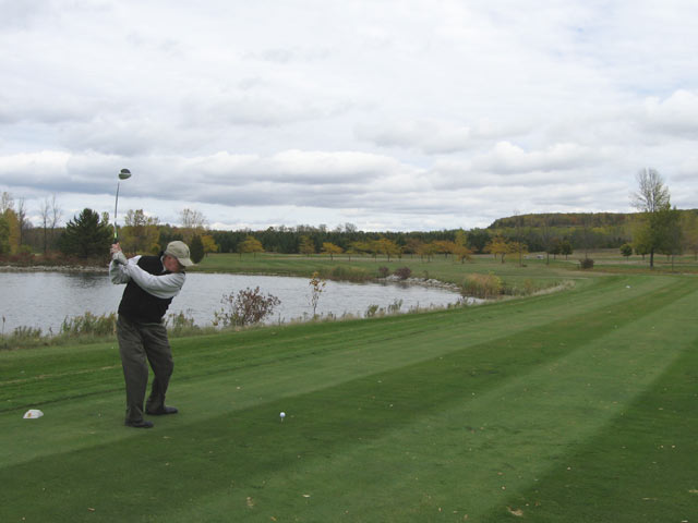 Attractive Golfing In Door County Wisconsin
