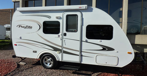 Pods, Tear Drop Campers | Madison Rv Show | Scenic Pathways