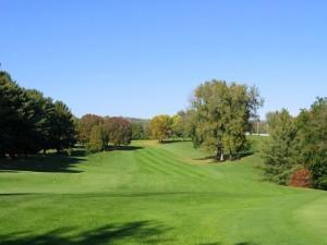 Golfiing at Prairie du Chien