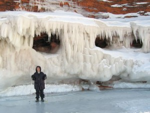 Bayfield Lake Superior Ice Caves