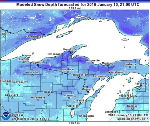 Snow Report Lake Superior