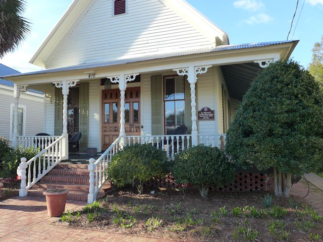 St. Michaels Pensacola Historic Home