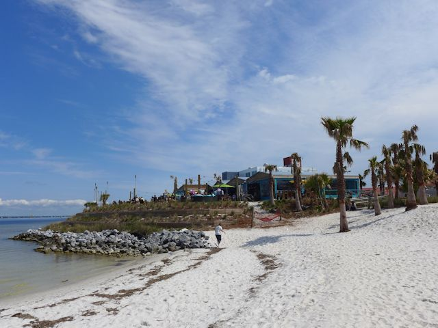 If You Like The Excitement Of Ocean Resort Towns Pensacola Beach Is Less Than 15 Minutes From Fort Pickens Campground