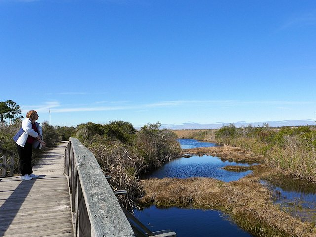 Fort Pickens Hiking Trails