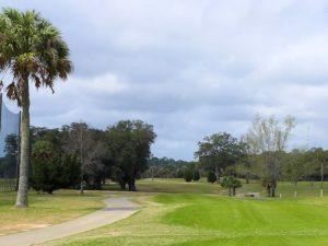 Oceola Golf Course Pensacola Florida