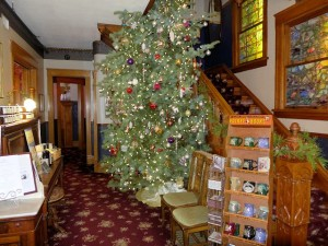 Rittenhouse Inn Lobby