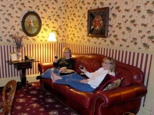 Rittenhouse Inn Sitting Room