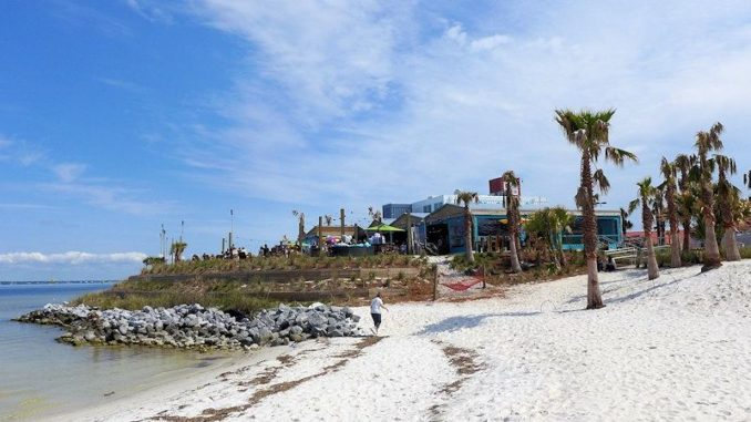 Pensacola Beach by Red Fish Blue Fish Restaurant