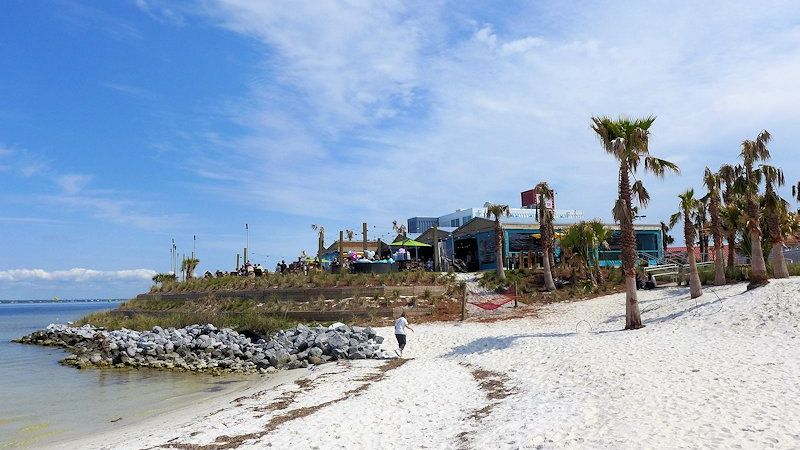 Pensacola Beach Attractions Top Florida Beachs Scenic