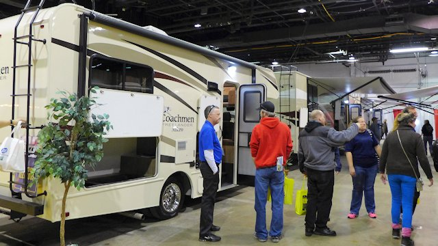 Chicagoland Rv Camping Show