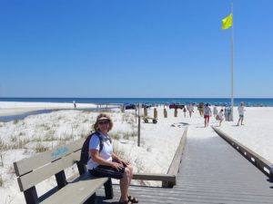 grayton beach boardwalk