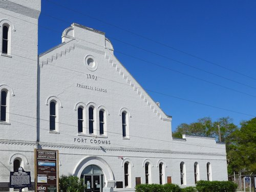 Fort Coombs Armory Apalachicola