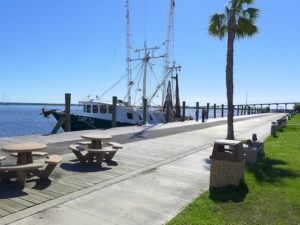 Apalachicola Boardwalk