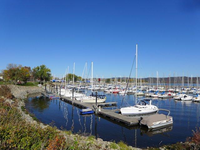 Lake City Sailboat Harbor
