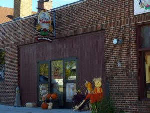 The Minhas Brewery offers tours and their own retail store and sampling room.