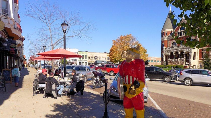 Monroe Wisconsin Cheese Capital Usa Scenic Pathways