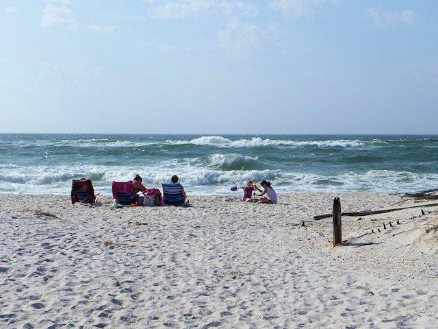 pensacola beach gulf shore