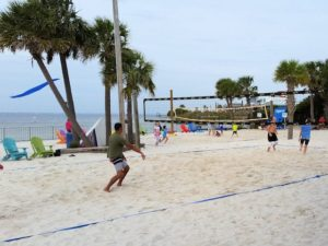 Beach Volleyball at Pensacola Beach