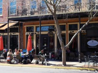 Carmen's Lunch Box Cafe Sidewalk Dining Pensacola Florida