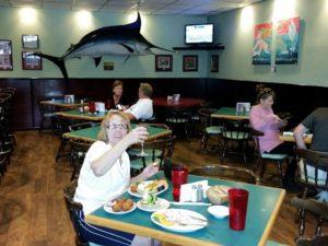 Triggers Seafood Restaurant, Pensacola Florida