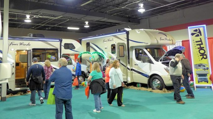 Chicago RV and Camper Show 2017
