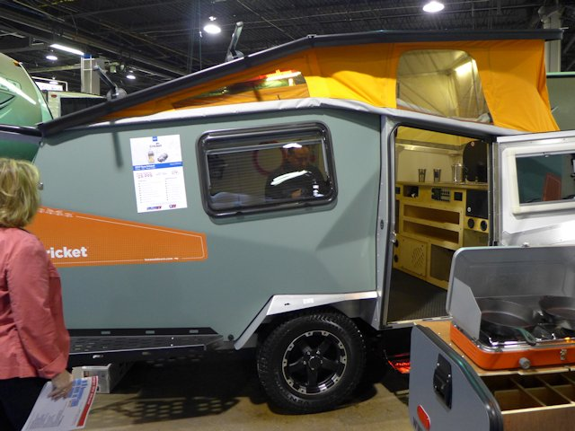 Back Country Travel Trailers Extreme Campers Scenic