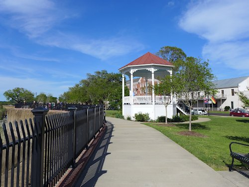 river walk gazebo natchez, ms