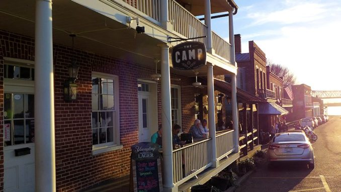 The Camp Pub Natchez, MS
