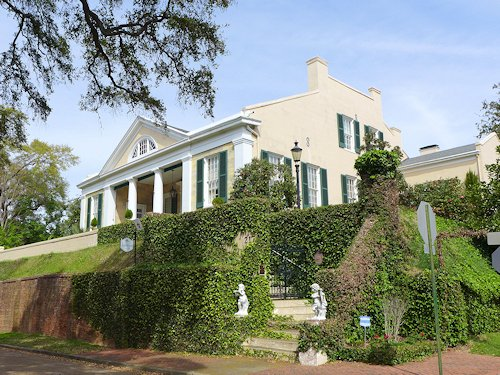 Cherokee House Natchez Historic Homes