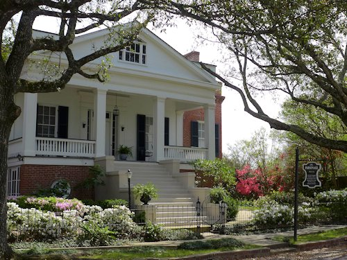 Methodist Church Parsonage Natchez Historic Homes