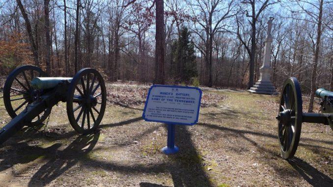Shiloh Military Park