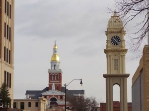 Dubuque Clock Tower